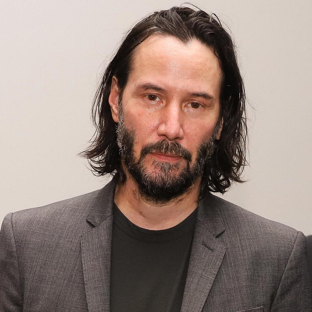 Matrix 4: Keanu Reeves