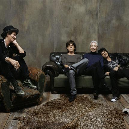 Rolling Stones su Marte
