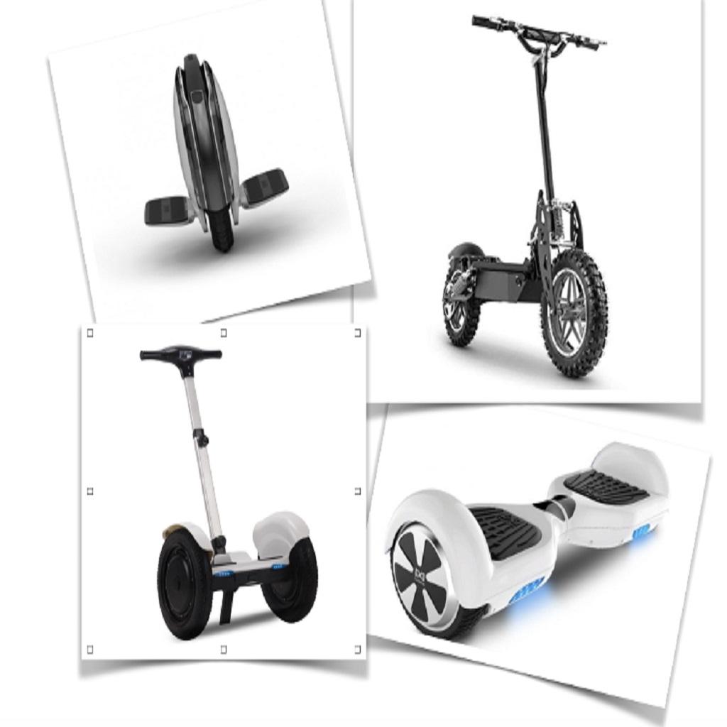 Micromobilità