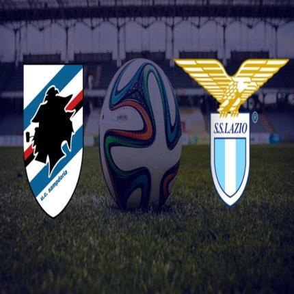 Dove vedere Sampdoria-Lazio