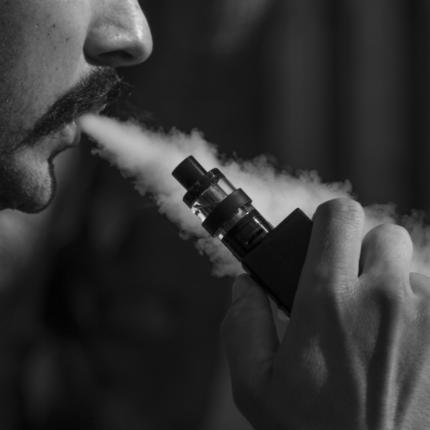 Decesso per sigaretta elettronica