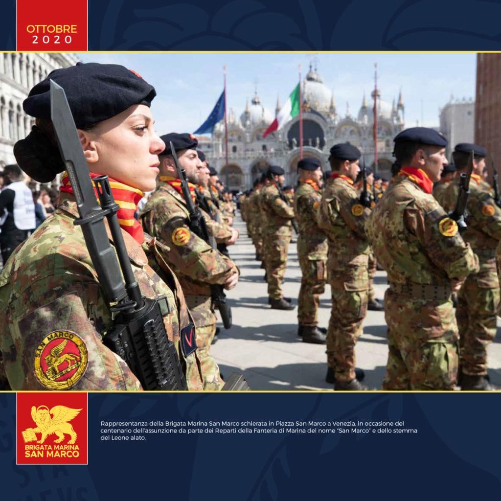 Calendario Marina Militare 2020: un anno di emozioni