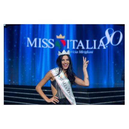Miss Italia 2019 ha vinto Carolina Stramare foto