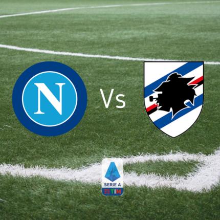 Biglietti Napoli-Sampdoria: info e prezzi