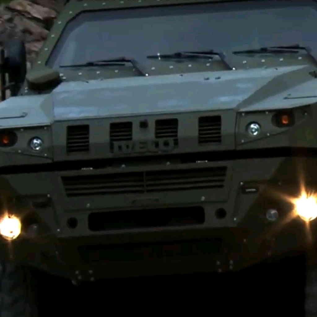 Iveco Defence Vehicles appalto Forze Armate Olanda