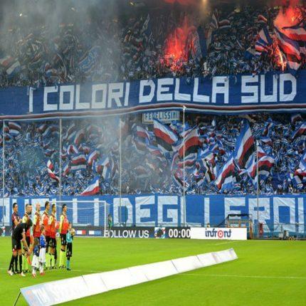 Altissima tensione in casa Sampdoria