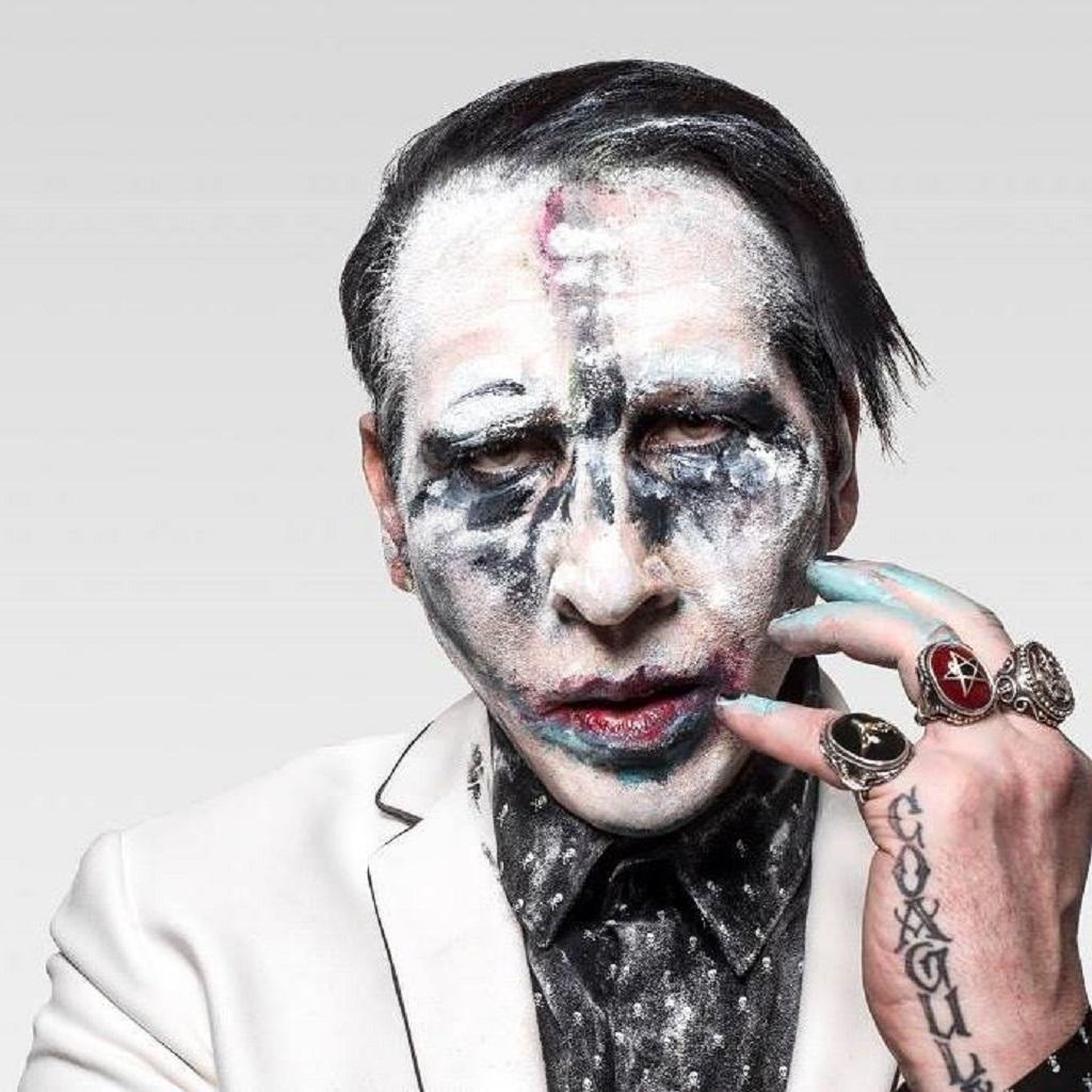 Marilyn Manson di nuovo attore foto
