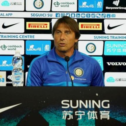 Conferenza Stampa di Antonio Conte