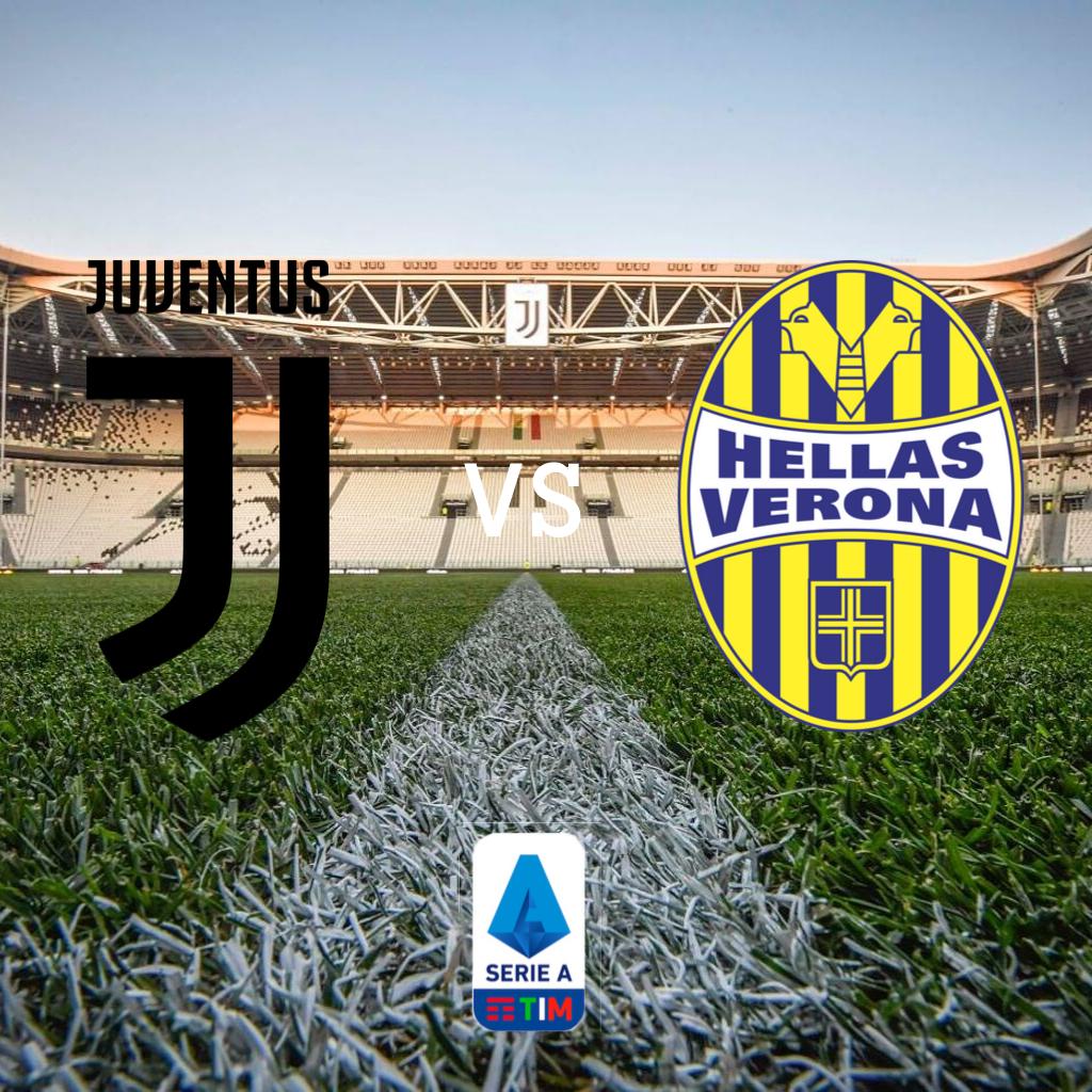Dove vedere Juventus-Verona in diretta tv e streaming