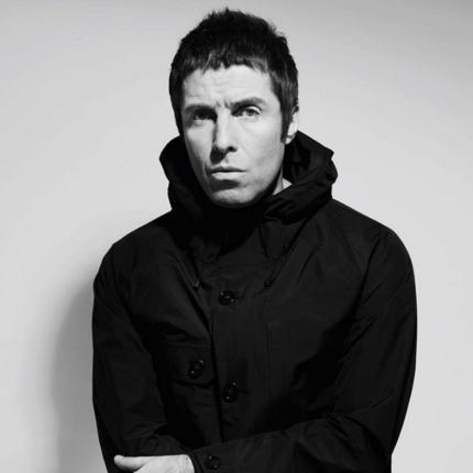 Liam Gallagher nuovo album copertina