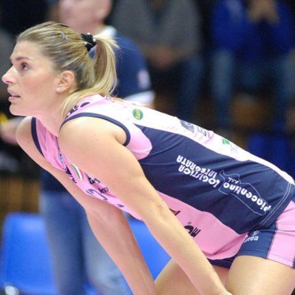 Francesca Piccinini si ritira