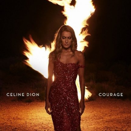 "Celin Dion torna con ""Courage"""