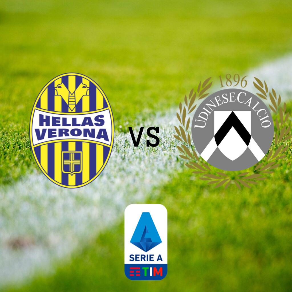Dove vedere Verona-Udinese in diretta tv e streaming