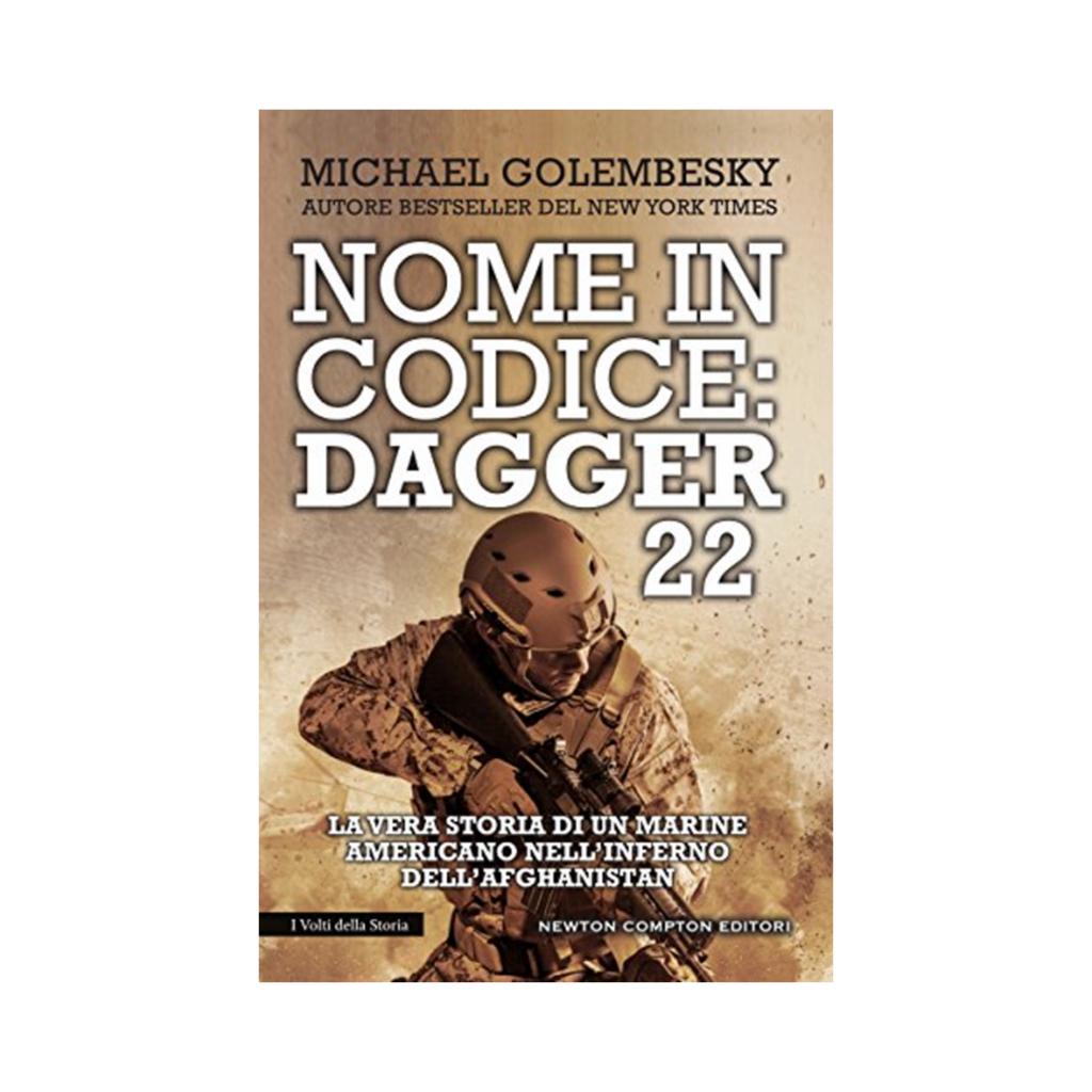 """Michael Golembesky """"Nome in codice: Dagger 22"""""""