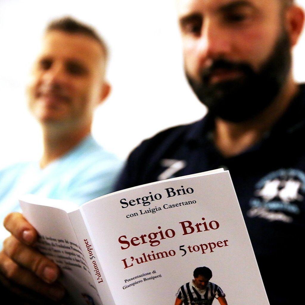 Sergio Brio in libreria: