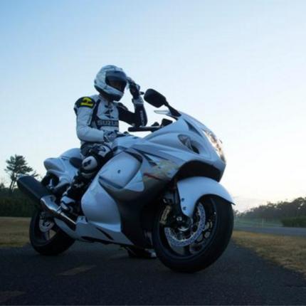 Super Record di velocità in moto superati i 400 Km/h