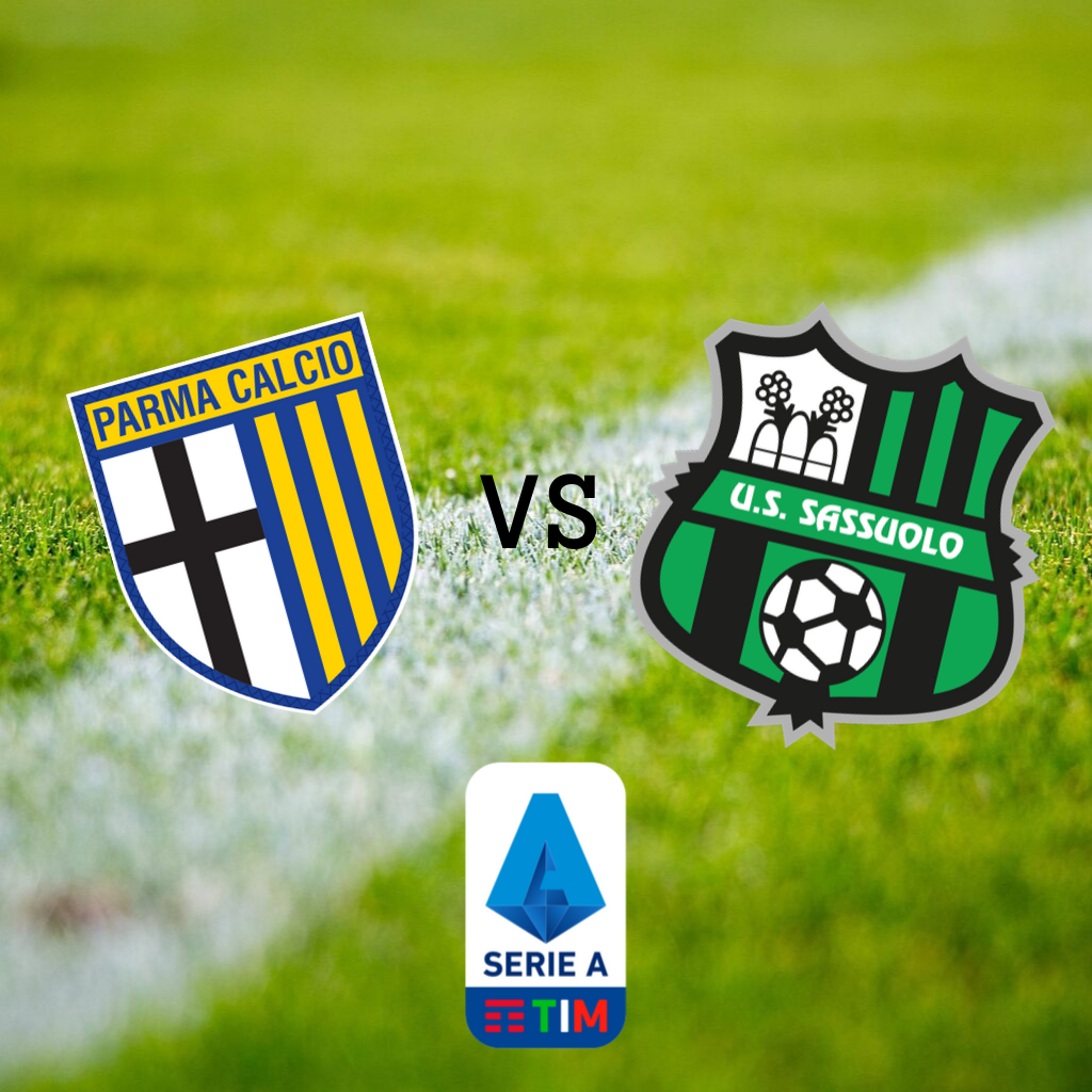 Dove vedere Parma-Sassuolo in tv e diretta streaming