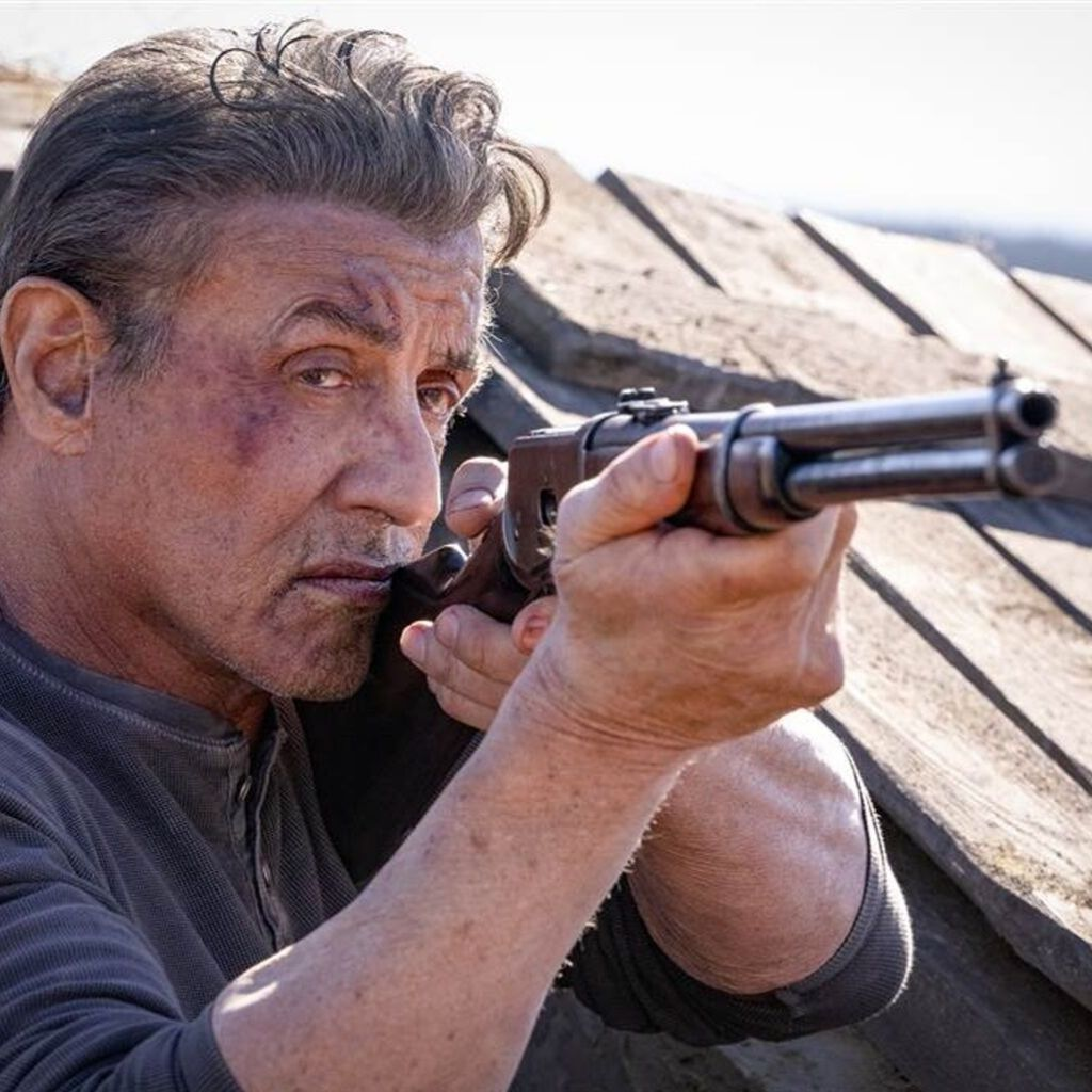 Il nuovo film di Rambo