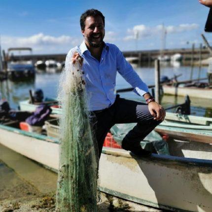 Salvini attacca il governo sugli sbarchi