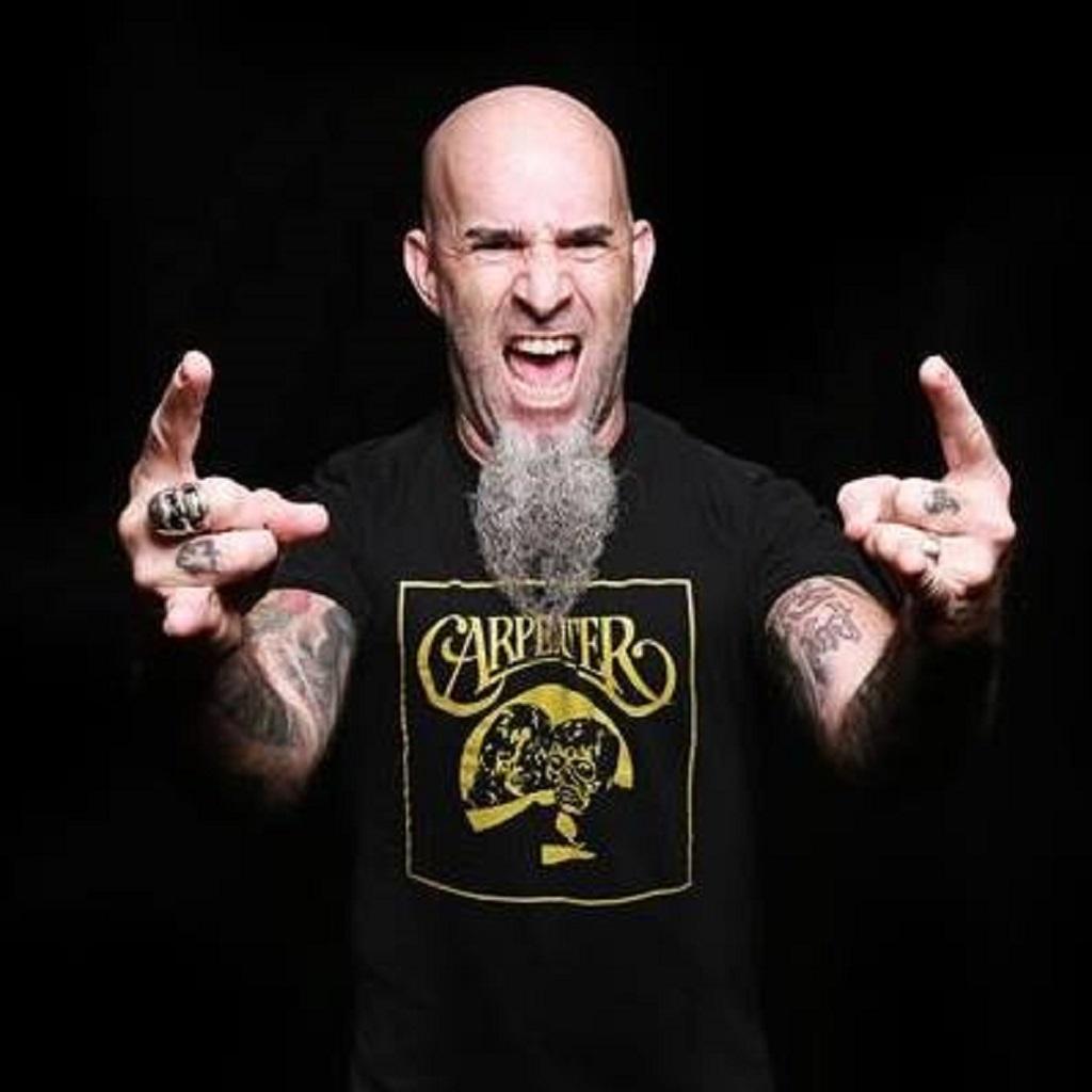 Anthrax il figlio di Scott Ian foto