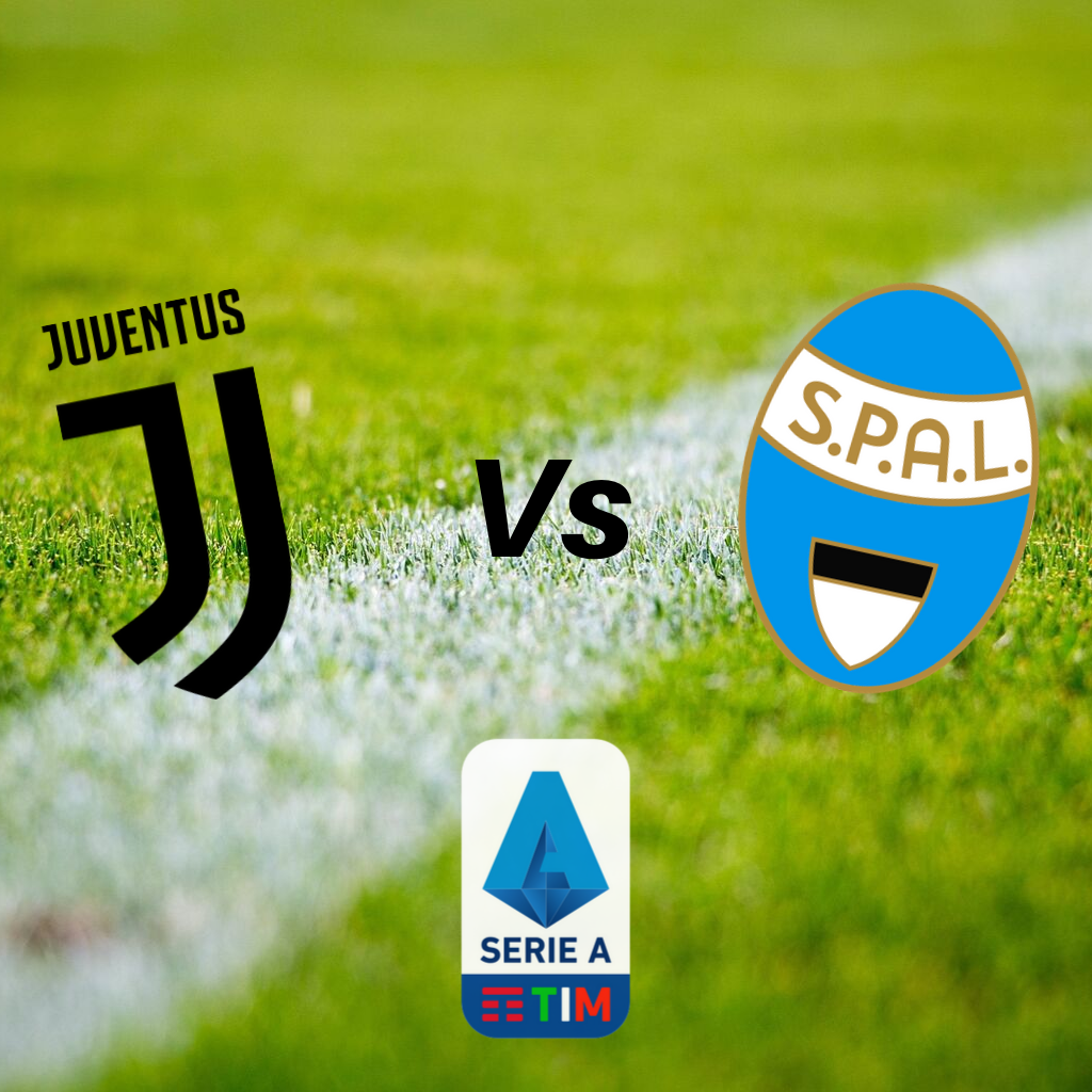 Dove vedere Juventus-Spal in diretta tv e streaming