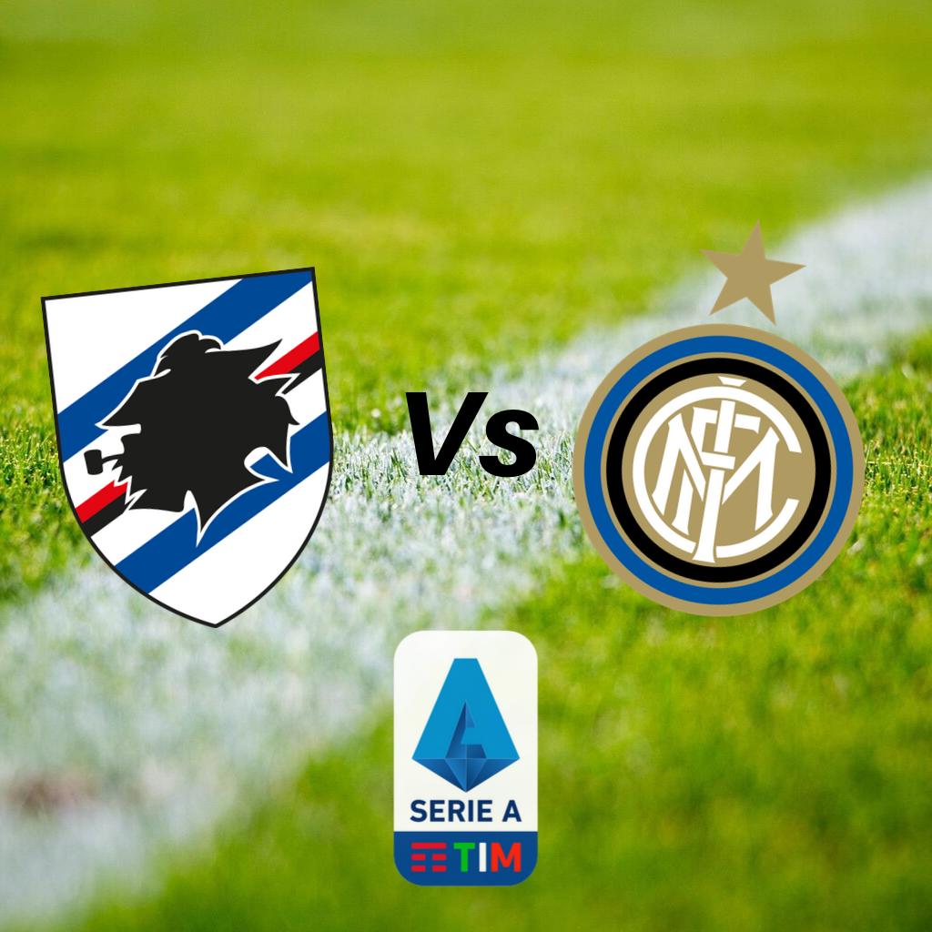 Dove vedere Sampdoria-Inter