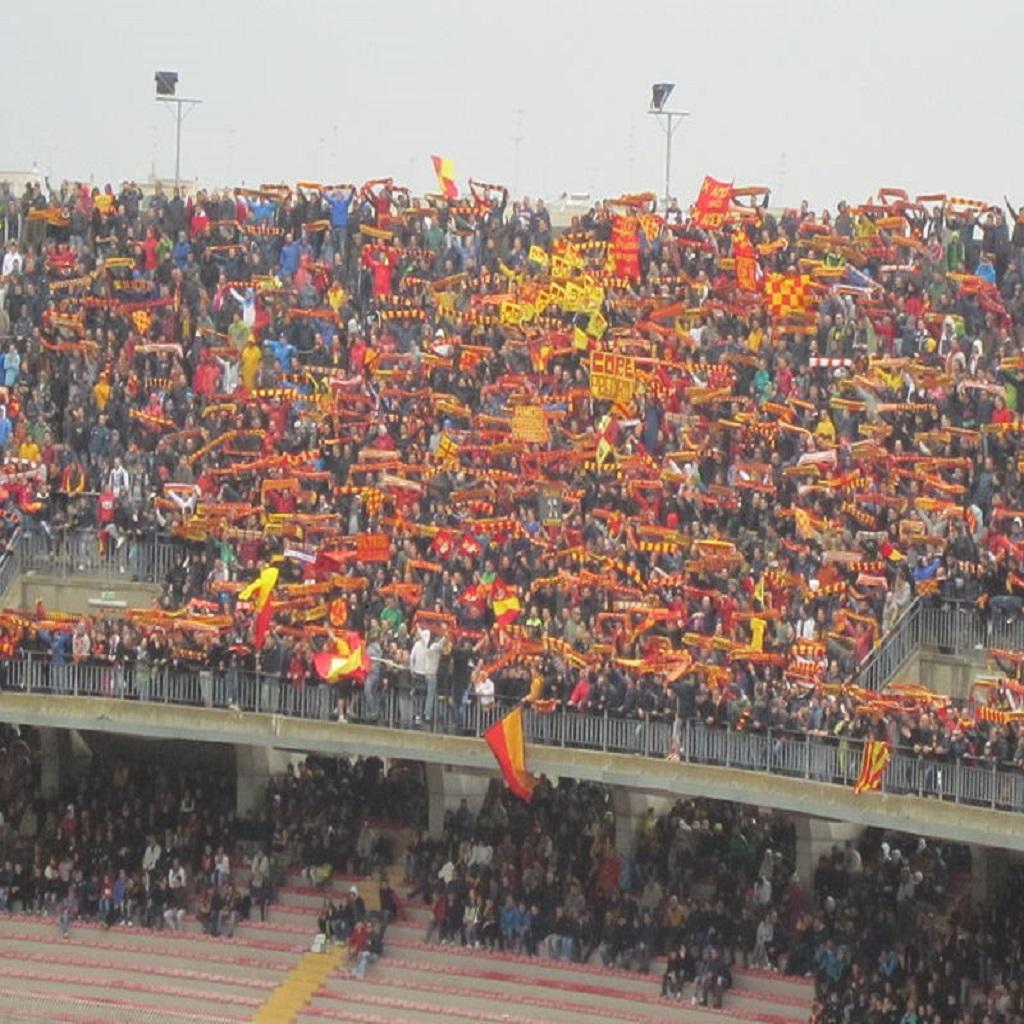 Dove vedere Lecce-Roma