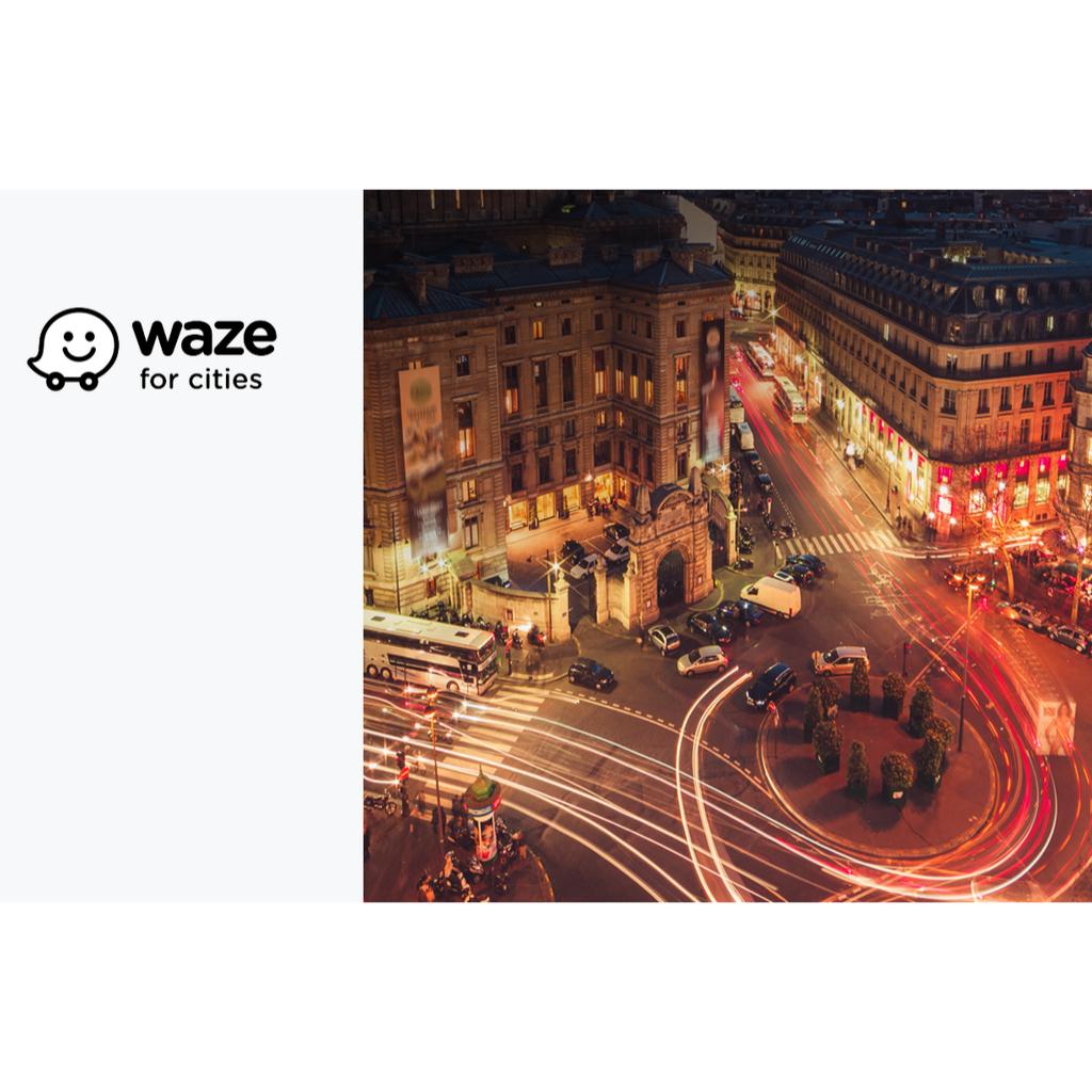 Waze for Cities Data