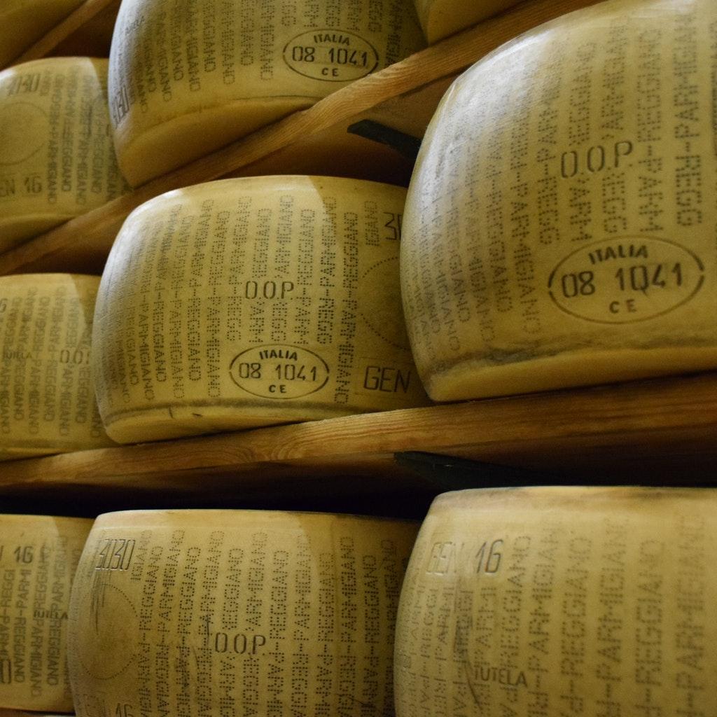Dazi USA -90% vendite del Parmigiano