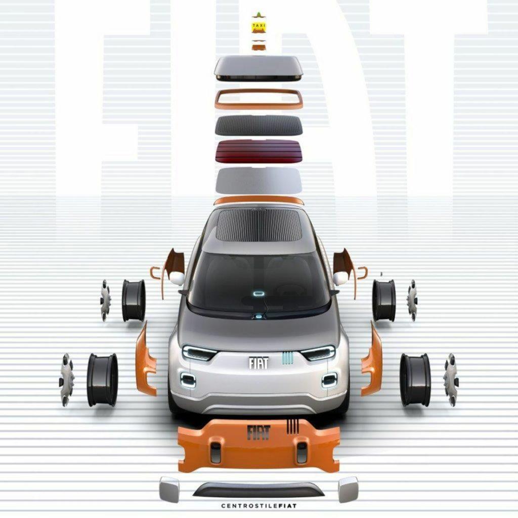 Nuova Fiat Centoventi