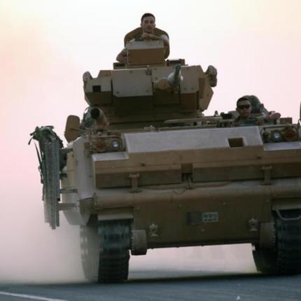 Emergenza tra Siria e Turchia