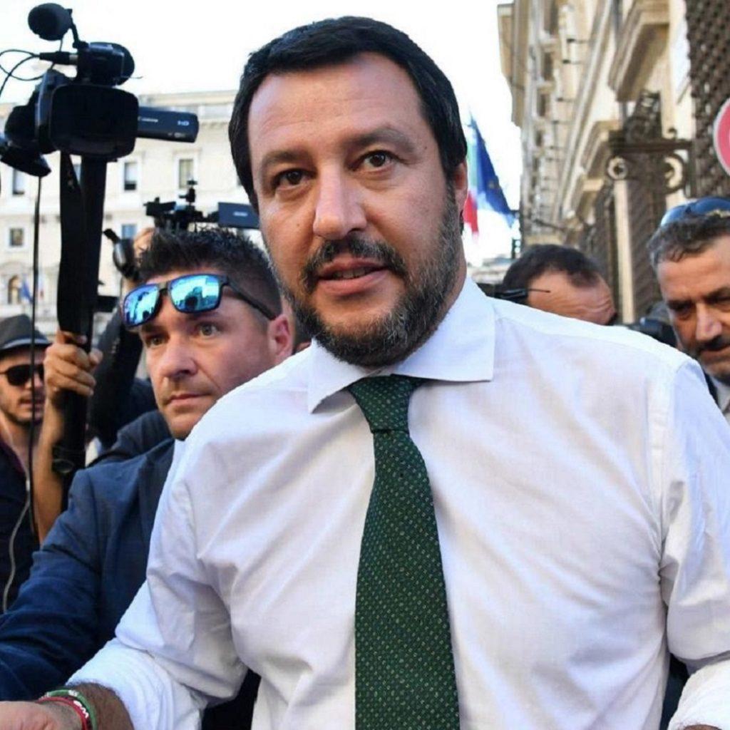 Salvini attacca Conte sul Russiagate