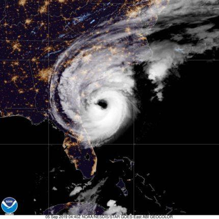 Arriva il tifone Hagibis