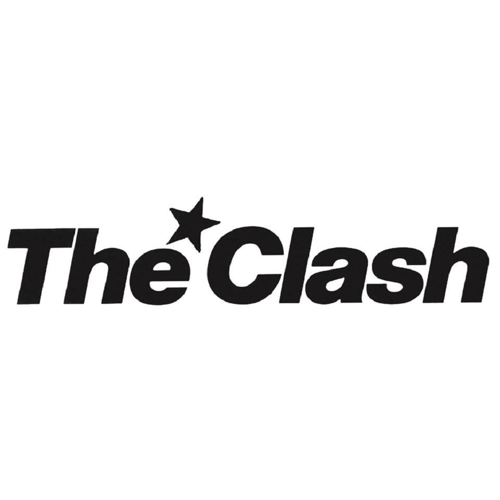 The Clash 40 anni di London Calling logo gruppo