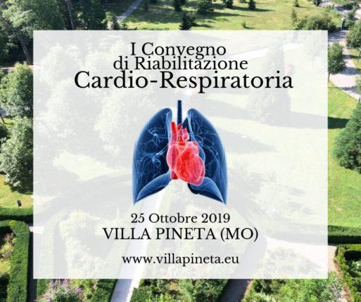 riabilitazione cardio-respiratoria