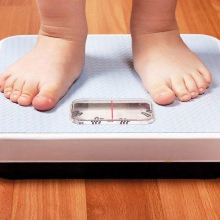 Allarme obesità fra i giovanissimi