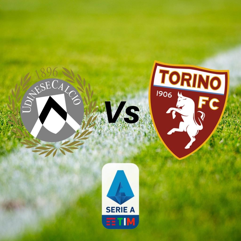 Dove vedere Udinese Torino