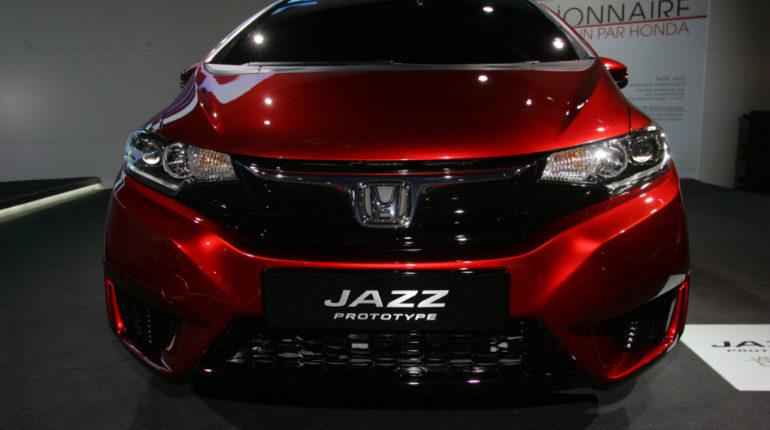 Nuova Honda Jazz 2020