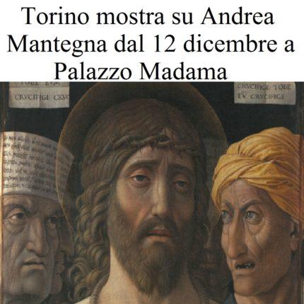 Torino mostra su Andrea Mantegna foto