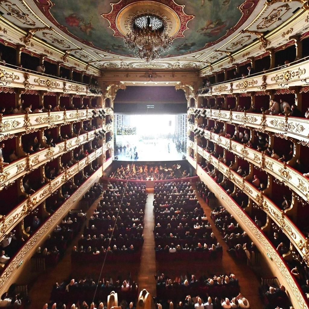 Festival Verdi grande successo foto