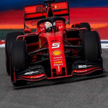 Hamilton nel GP Messico