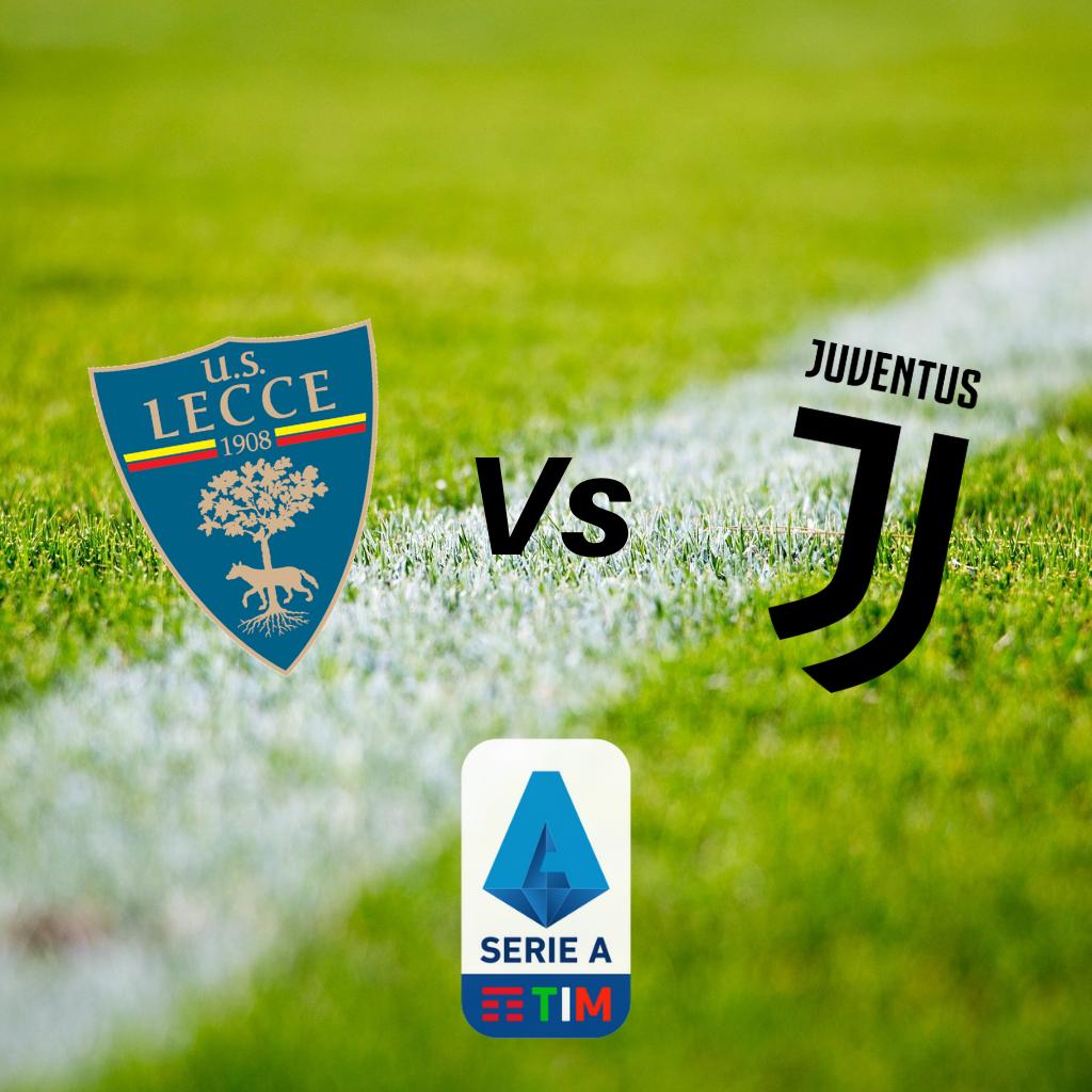Lecce Juventus