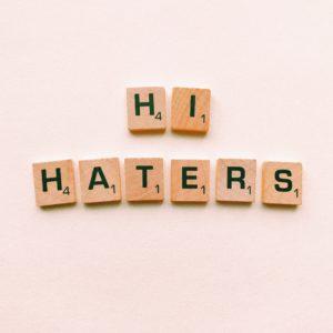 Hi Haters bullismo cyberbullismo