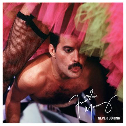 "Freddie Mercury? ""Never boring""!"