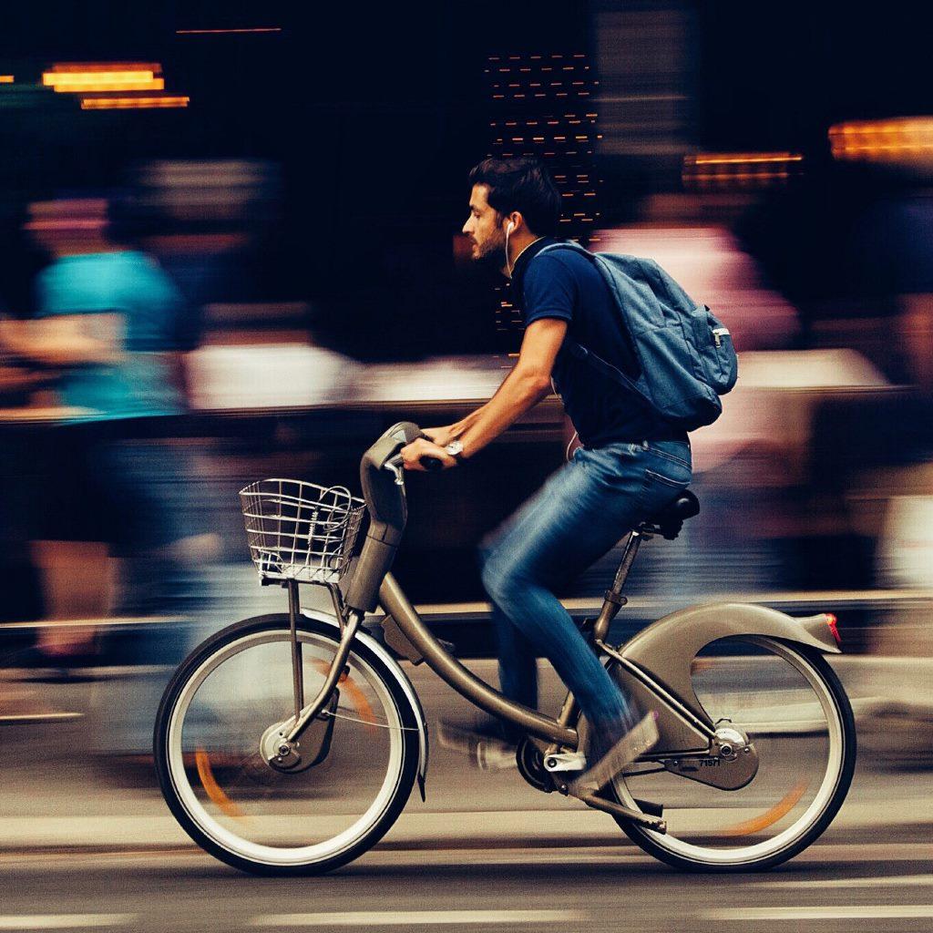 Torino e l'amore per la bicicletta foto