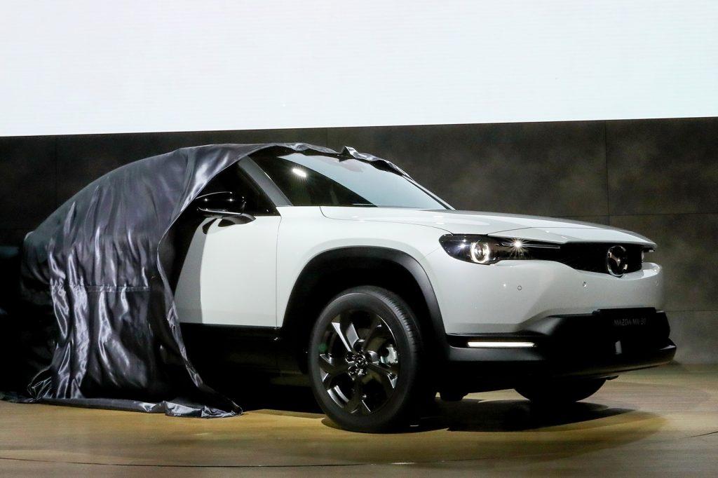 Mazda MX-30 Launch Edition