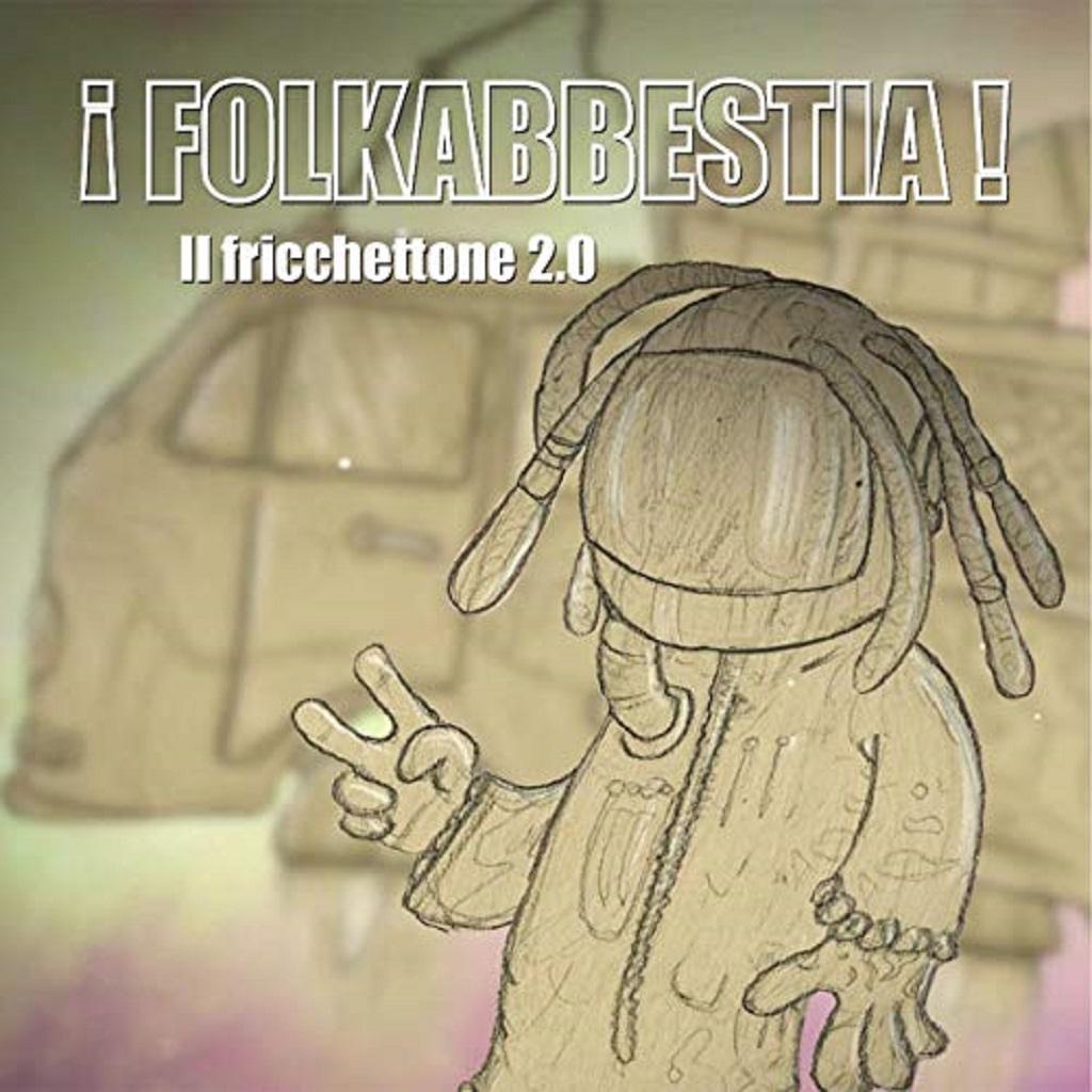 Folkabbestia nuovo disco copertina