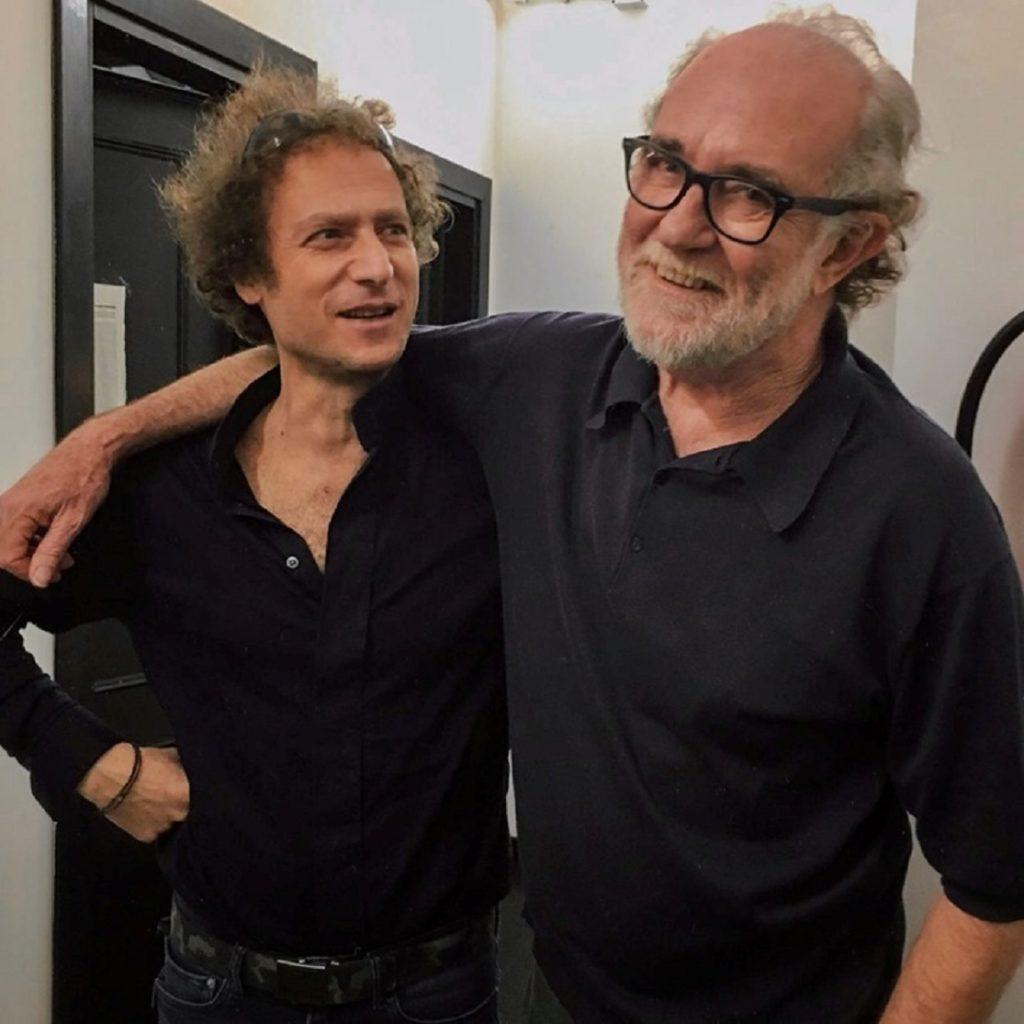 Tricarico duetta con De Gregori