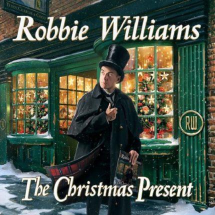Robbie Williams canta il Natale