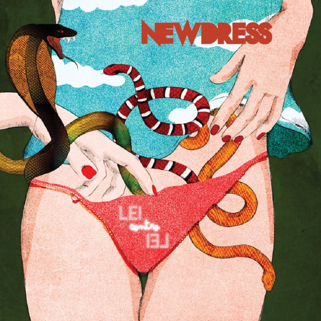 Newdress nuovo disco copertina